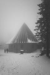 Sunday hike in Beskidy (Jakub Swietek) Tags: beskidy hiking mountains winter family