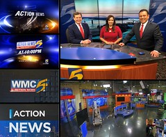 BONUS: Temp Set + Titles (Retail Retell) Tags: wmcactionnews5 wmctv action news 5 memphis tn midsouth local tv raycom media set studio replacement new 2006 2018 behind scenes temporary temp graphics package music nbc generation 1 inergy gari stephen arnold steamboat whistle monitor wall
