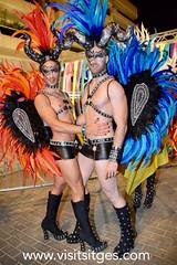 Rua del Extermini Carnaval Sitges 2018 (Sitges - Visit Sitges) Tags: rua extermini carnaval sitges 2018 visitsitges desfile desfilada martes dimarts disfresses disfraces carnestoltes reina carnavalsitges18