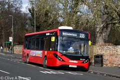 D850_0735w (Sou'wester) Tags: bus buses publictransport psv london londontransport lt lrt tfl sunbury thames route235