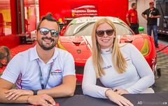 Ferrari 488 GT3 #63 driver team at Mobil 1 Sportscar Grand Prix July 7-9, 2017 (andreas_schneider) Tags: car racing race gt lm lemans teams drivers driver 2017