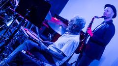 BlicherHemmerGadd.TheGov. (PeterTea) Tags: adelaide stevegadd blicher drummer legends