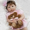 Paradise Galleries Real Life Toddler Great to Reborn Baby Doll, Pretty In Pink, Girl Doll Crafted in Silicone-Like Vinyl and Weighted Body, 20 inch (saidkam29) Tags: baby body crafted doll galleries girl great inch life paradise pink pretty real reborn siliconelike toddler vinyl weighted