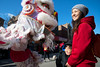 Parade Candid (Andy Marfia) Tags: chicago chinatown lunarnewyear parade chinese lion candid mother son smiles d7100 1685mm 1640sec f56 iso100