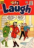 Laugh Comics 142 Front cover (zigwaffle) Tags: archie laugh riverdale comicbook humor teen 1963 betty veronica reggie