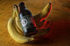 Gorila Imperial Stout (gonzalez1990) Tags: beer cerveza platano strobist yongnuo banana la virgen lavirgen cervezalavirgen
