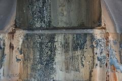 Traces of Time (ARTUS8) Tags: pattern abstraktesgemälde nikon28300mmf3556 abstrakt industrie muster flickr pastell textur nikond800 abandoned