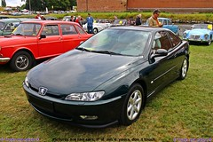 Peugeot 406 Coupe V6 2000 (Trucks and nature) Tags: peugeot 406 coupe 2 door beauty beautiful pininfarina v6 2000 cool modern classic cruiser gt show french