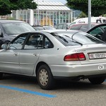 1990's Mitsubishi Galant Liftback thumbnail