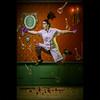 "The F*** Laboratory researcher | Collection ""Happy F***ing New Year"" (dominikfoto) Tags: laboratory funny woman jump fusina fusinadominik emeline labo chercheur techniciennedelabo"