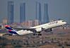 Airbus A350.941 (A7-AMD) 9.7.2017c (Mariano Alvaro) Tags: avion airbus a350 latam doha qatar madrid barajas cuatro torres cba