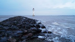 Hard work taking this one, wet and windy down new Brighton this morning! (adams.jake0991) Tags: sea seascape wirral landscape moody waves water lighthouse seaside formatthitech waterscape appickoftheweek newbrighton explore exploreflickr flickrexplore