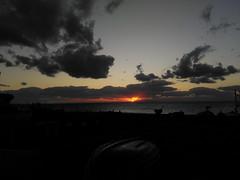 Stromboli Sunrise (dj_colby) Tags: stromboli volcano coast italy aeolian island sunrise sky landscape