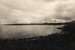Seal's Amphitheatre (Spitting Doc) Tags: plaubel proshift superangulon scotland se5 e rodinal apx100 lochewe silverprint lith