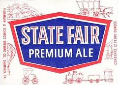 USA - Fuhrmann & Schmidt Brewing Co. (Shamokin) (cigpack.at) Tags: fuhrmann schmidt brewing co usa shamokin state fair premium ale bier beer brauerei brewery label etikett bierflasche bieretikett flaschenetikett