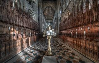 Peterborough Cathedral 2018 - 3