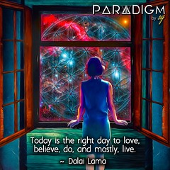 Don't forget to live 🙏 (Paradigm By SG) Tags: higherself consciousness paradigmbysg knowledge awareness spiritual