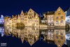 Ghent at Night (Fotografie Etienne Hessels) Tags: 2017 a99 fotografie fotografieetiennehessels sony gent nightphoto night belgie belgium city cityscape water reflectie reflections hdr longexposure longexposureshots blue hour travel color europe tamron tamron1530 sonyflickraward flickr award gold sky building