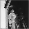 The Monument to the Unknown Hero (dr Milosch) Tags: rolleiflex 28e forte portraitpan100 avala the monument unknown hero bw belgradeserbia ivan meštrović