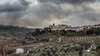 Panorámica de Quesada (Jaén)