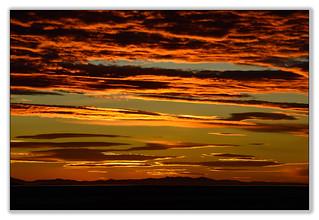 Sunset  ~  Happy 101 ~ 2-17-18