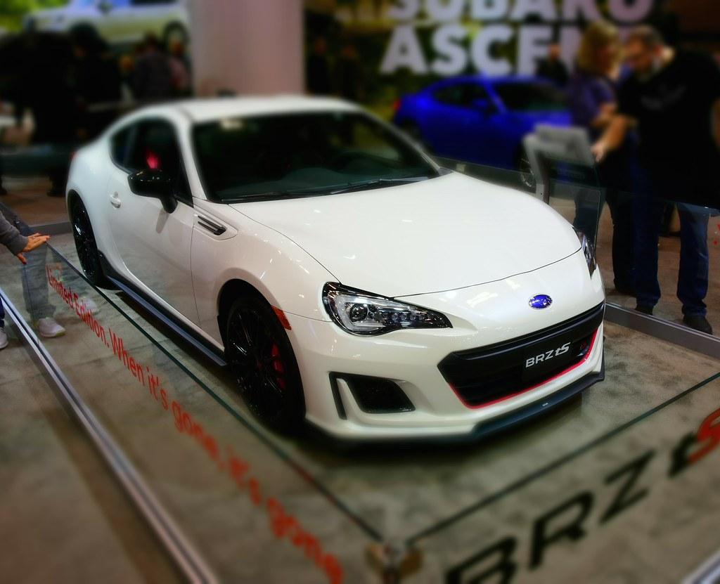 2019 subaru brz. 2019 Subaru BRZ TS (Matthew P.L. Stevens) Tags: 2018 Canadian International Auto Show Brz