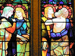 Church of the Incarnation (Slip Mahoney) Tags: church intercession stained glass window madison ave nyc newyorkcity