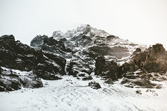 Seize the Moment... (Delissa McWilliams Photography) Tags: iceland travel traveller 2018 delissamcwilliamsphotography winter ice snow rocks mountains quotes quest adventure wanderlust wanderer liveauthentic folk europe canon outdoors nature explore exploriceland guidetoiceland