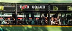 School bus (Renato Pizzutti) Tags: india mumbai scuolabus bambini saluti ciao nikond750 renatopizzutti 7dwf tuesday formsoftransportationcrazytuesdaytheme7dwf