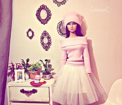 Poppy Parker Popster (КристинаCristina) Tags: poppy parker integrity toys fashionroyalty doll dollphotographer dollcollector schnoorc popster pink barbie