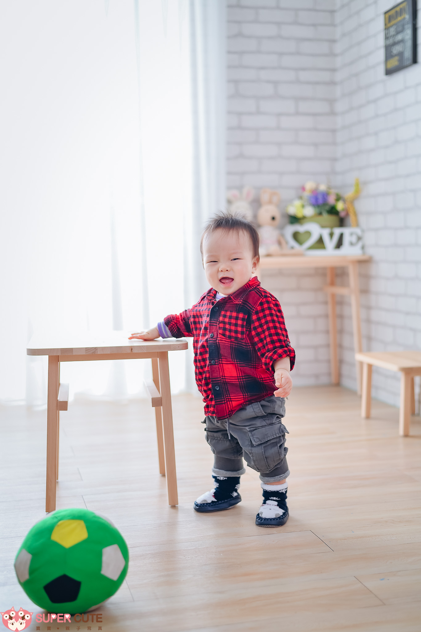 小朱爸,Supercute,兒童寫真,寶寶寫真