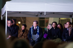 "Mayor John Tory and guests (theharv58) Tags: ""canon 60d"" ""sigma 70200mm f28 ii apo dg ex hmsmayor john tory guestsmusic history returnsrebirth sam the recordman sign torontotoronto canadatoronto ontariomayor torycouncillor josh matlowbobby snidermana part music torontothe rebirth shines brightly toronto againtorontos culturesam record man again"