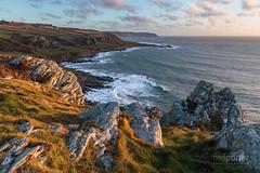 A Rocky Start (www.neilporterphotography.com) Tags: south coast sunrise cliff top sea coastal