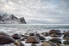 Unstand beach (Mika Laitinen) Tags: canon5dmarkiv europe norway norwegiansea scandinavia unstand beach cliff cloud cold landscape longexposure mountain nature ocean outdoors rock sea seascape shore sky water winter nordland no