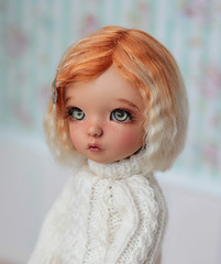 A bob for Littlefee for a change! (Sherbet LollyDolly) Tags: littlefee wig