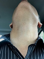 Wednesday Neck and Throat Pic (jeremyv3) Tags: sexy adam'sapple fetish throat neck