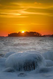 Iced Stone