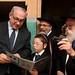 PM Netanyahu visits Chabad House in Mumbai with Moishi