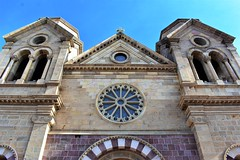 Cathedral (thomasgorman1) Tags: cathedral church catholic nikon historic nm downtown streetphotos