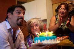 99 Años Igna Inés Rodríguez Aguayo (Municipalidad de Cerro Navia) Tags: 99añosignainésrodríguezaguayo 99 años alcaldedecerronavia alcaldemaurotamayo alcaldeenterreno comprometidoconlaciudadania canon canon5dmarkii cumpleaños