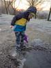 004 (grzesiekszajnowski) Tags: kid ice break fun