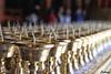 Oil lamps -Jokhang temple, Lhasa, Tibet (大昭寺) (cattan2011) Tags: tibet traveltuesday travelphotography travelbloggers travel temple buddhism culture oillamps landscapephotography landscape 拉萨 西藏 lhasa jokhangtemple 大昭寺