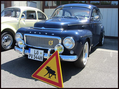 Volvo PV 544 (v8dub) Tags: volvo pv 544 schweiz suisse switzerland swedish bleienbach pkw voiture car wagen worldcars auto automobile automotive old oldtimer oldcar klassik classic collector
