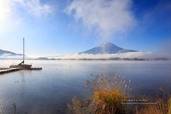 早晨 (湯小米) Tags: ef 1635mm f28 l 24105mm f4 is 2470mm 70200mm 1dx 6d canon mtfuji kawaguchiko 河口湖 富士山 富士五湖 山梨