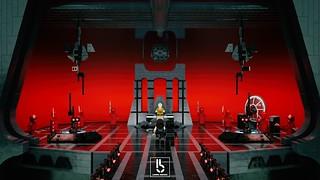 Snoke's Throne Room Part 2