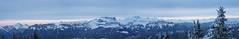 Tournette & Mont-Blanc (NأT) Tags: annecy semnoz tournette montagne mountain snow neige hiver winter sky cloud clouds nuages paysage paysages landscape landscapes montblanc olympus omd em1 mark ii
