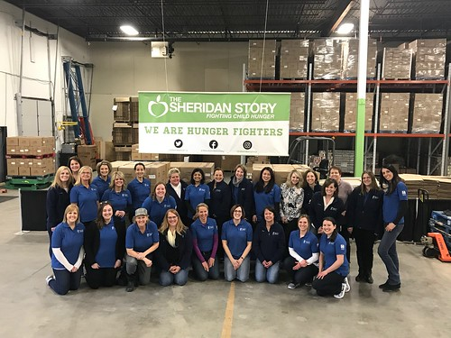Dentistry for Children & Adolescents Packing Event 2/9/18