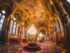 Inside the hungarian parliament (Benni128) Tags: parlament parliament ungarn hungary budapest architektur architecture dmcg81 lumix samyang 75mm fisheye