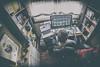 """""""Orden a partir del caos.""""  Frank Lloyd Wright (sairacaz) Tags: caos autorretrato selfportrait portrait habitación room desorden trabajando working ordenadores mac imac"""