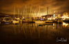 Asleep in the Harbour (Sean Daniel) Tags: ocean pacificocean aurorahdr bc boats calm canada canon harbor harbour hdr inner lazyshutter markii meditate reflective relax sailboat sails vanvouerisland victoria wet yyj